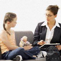 """Детский психолог в стоматологии """"Белый Кит"""" - лечим зубы детям без страха и боли"""